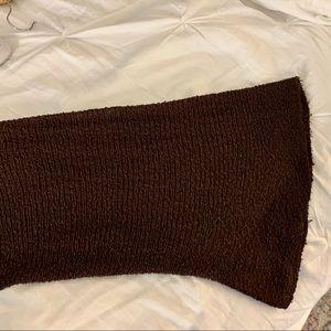 Purp7e Sweaters - Purp7e Handmade Chocolate Brown Sweater